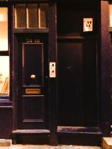Walkative, Across RCA, 2013, Seven Dials, London